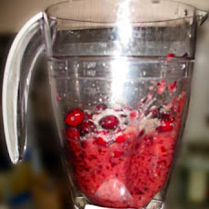 Fresh Cranberry Sauce (Relish)
