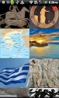 Screenshot of Country Facts Greece
