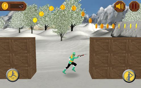 פאוור ריינג'רס Power Rangers apk screenshot