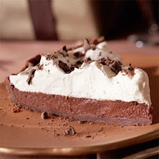 Double-Chocolate Cream Tart