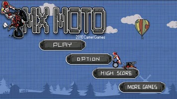 Screenshot of MX Moto (Lite)