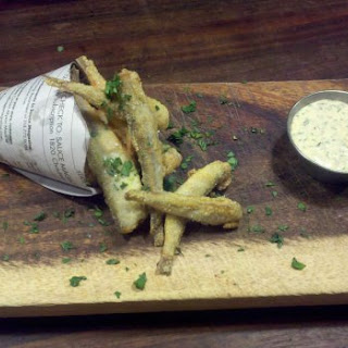 Fried Whitefish With Aioli