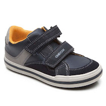 Geox Junior Casual Strap Trainer TRAINER