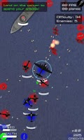 Screenshot of Roaring Skies (Dogfight/War)