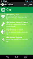 Screenshot of NFC Genius Cellularline