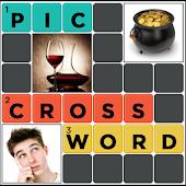 Download Pic Crossword puzzle game quiz APK on PC