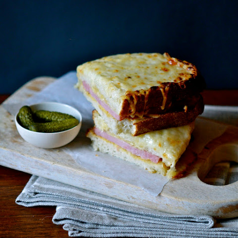 Brie Croque Monsieur Sandwiches Recipes — Dishmaps