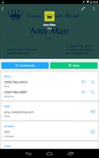 App CamCard Free - Business Card R APK for Windows Phone