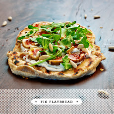Fig & Arugula Flatbread