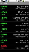 Screenshot of TLV Stocks Free