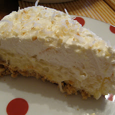 Snowdrift Coconut Cream Pie