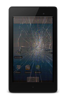 Screenshot of Broken Screen