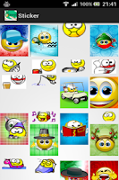 Screenshot of Stickers para WhatsApp