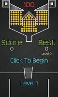 Screenshot of 100 balls