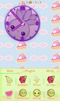 Screenshot of Cutie Tutti Go Launcher Ex
