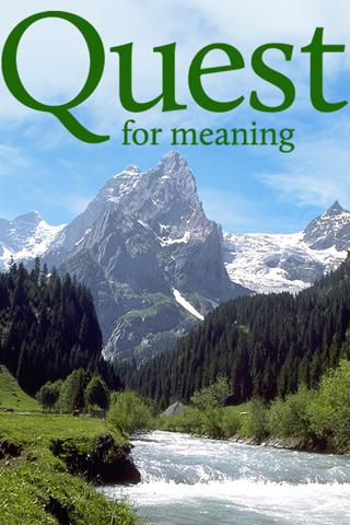 Quest for Meaning CLF