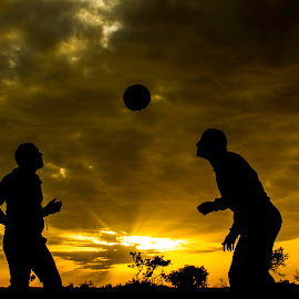 by Hema Photography - Sports & Fitness Soccer/Association football