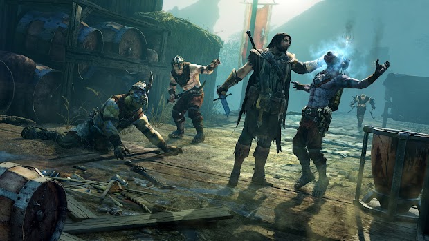 Troy Baker and Nolan North announced for the voice cast of Shadow Of Mordor