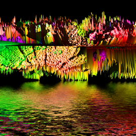 multicolor abstract by LADOCKi Elvira - Digital Art Abstract ( a bstract )