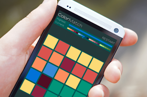 Screenshot of 2048 Color Match Ad Free