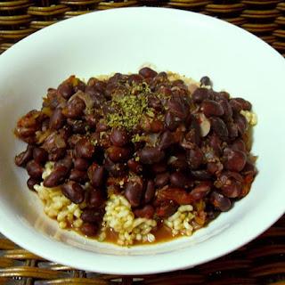 Black Turtle Beans Recipes
