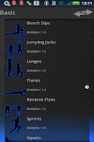 Screenshot of Body Cards Redux