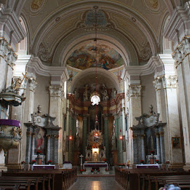 Maria Radna Monastry by Tipa Marius - Buildings & Architecture Places of Worship ( maria radna monastry )