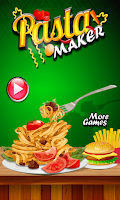 Screenshot of Pasta Maker Cooking Games