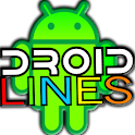 Droid Lines icon