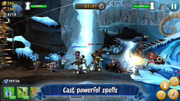 Screenshot of CastleStorm - Free to Siege