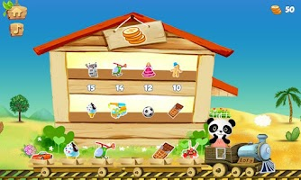 Screenshot of Lola's Alphabet Train FREE