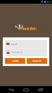 Huntnfish - screenshot