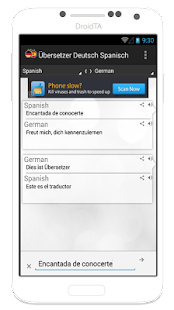 app bersetzer deutsch spanisch apk for windows phone. Black Bedroom Furniture Sets. Home Design Ideas