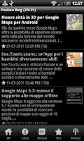Screenshot of Pselion Blog