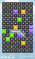 Screenshot of Wordcraft - Free word search!