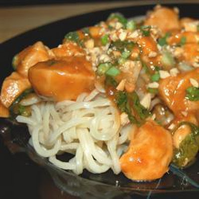 Smooth Thai Peanut Sauce