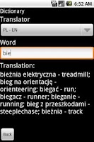 Screenshot of RunCalc (Netmite)