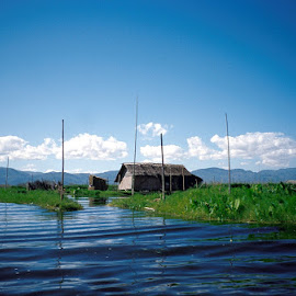 Lake Inle by Isabella Scotti - Landscapes Travel (  )