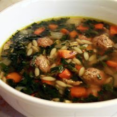Minestra maritata (Married soup)