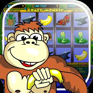 Cover art Crazy Monkey slot machine