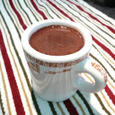 Honey & Almond Spanish Hot Chocolate
