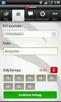 Screenshot of Selecta köpapp