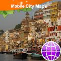 Varanasi Street Map icon