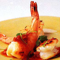 Grilled Shrimp with Tamarind Sauce
