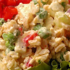 Egg and Brown Rice Salad