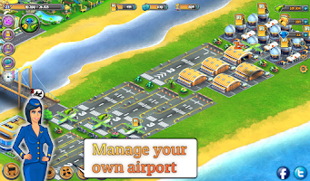 Screenshot of City Island: Airport ™