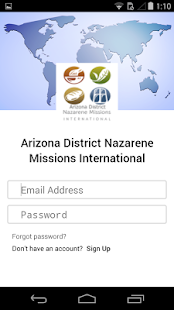 Arizona District NMI - screenshot