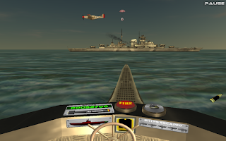 Screenshot of Torpedo Strike Free