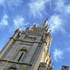 by Shelly Hendricks - Buildings & Architecture Places of Worship