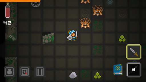 Quest of Dungeons - screenshot